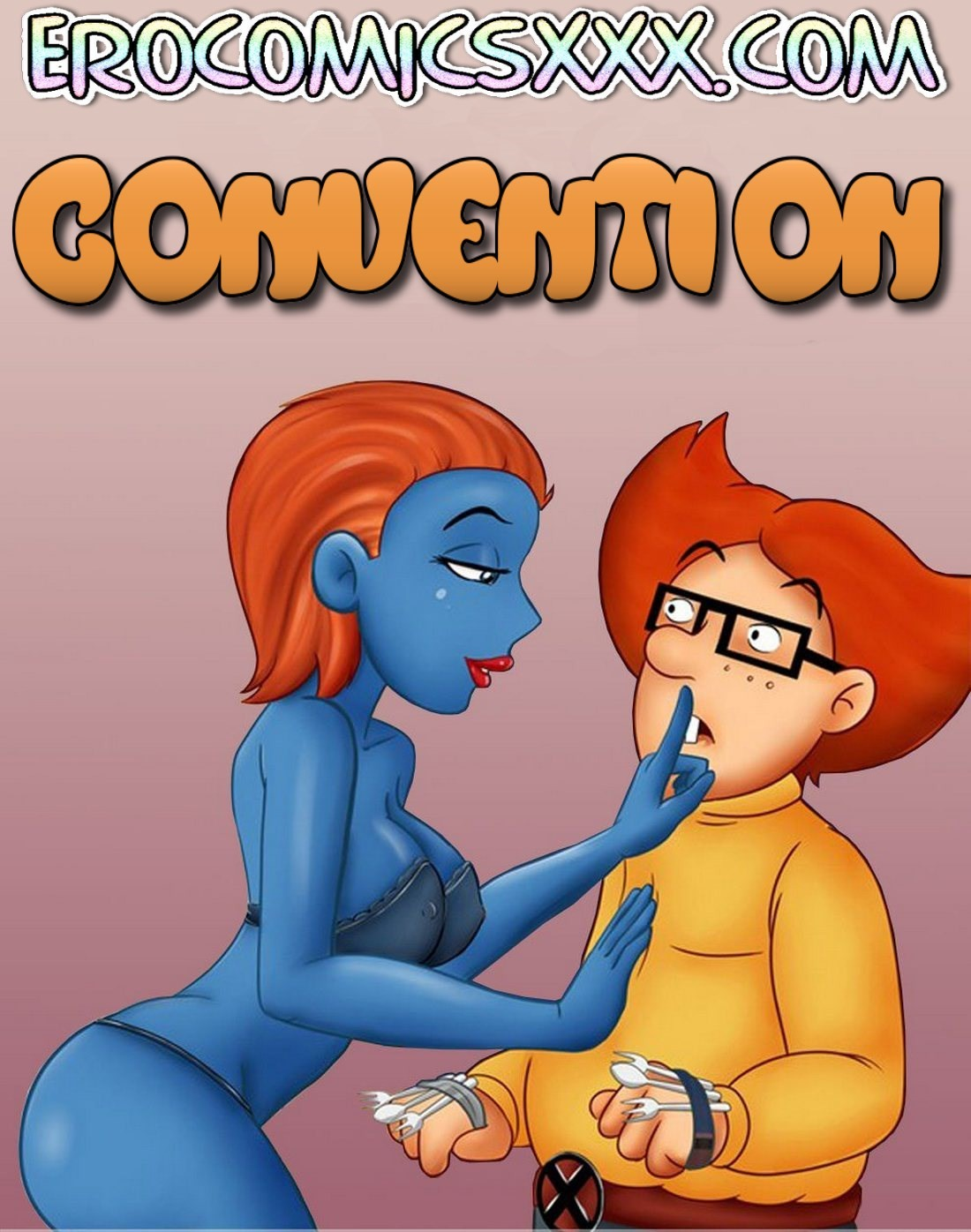 porn comics convention