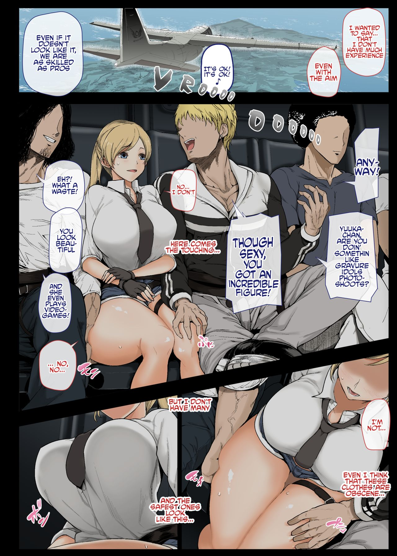 004 - Battlegrounds - Indecent win with a female college student.