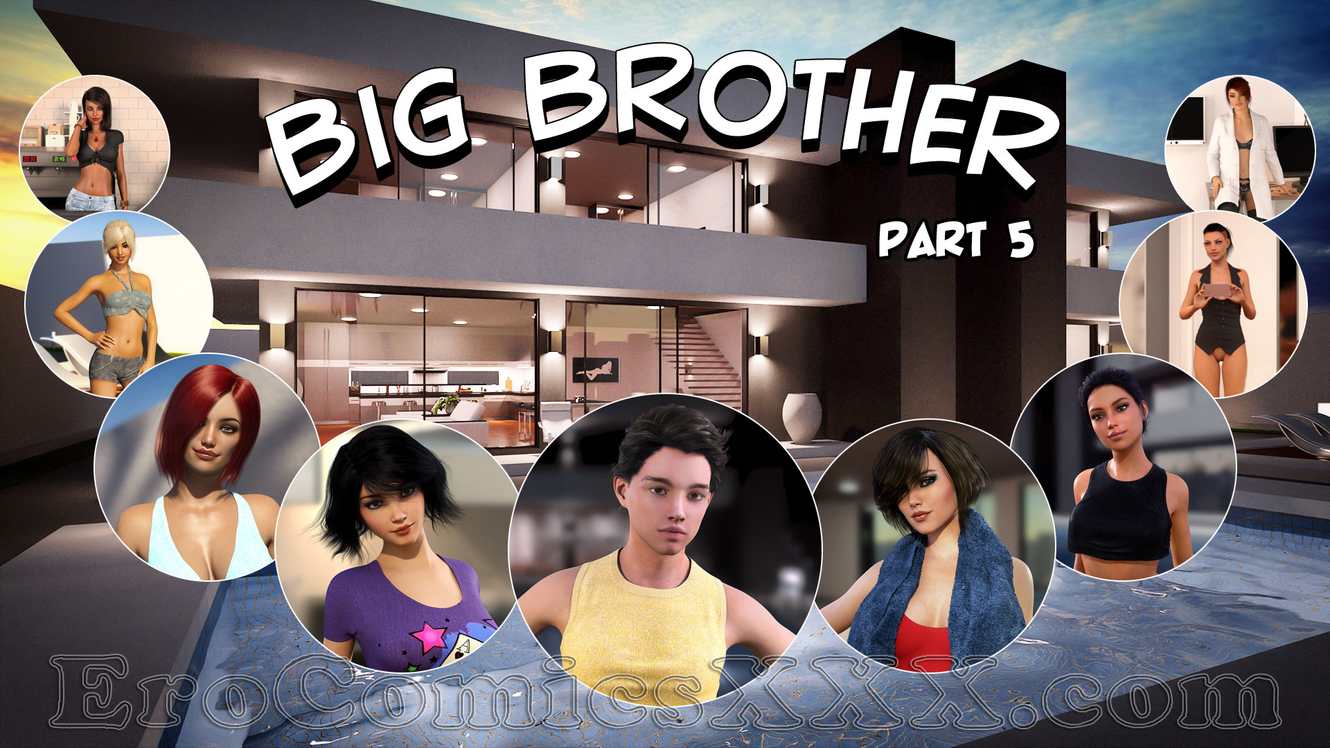porn comics big brother 5