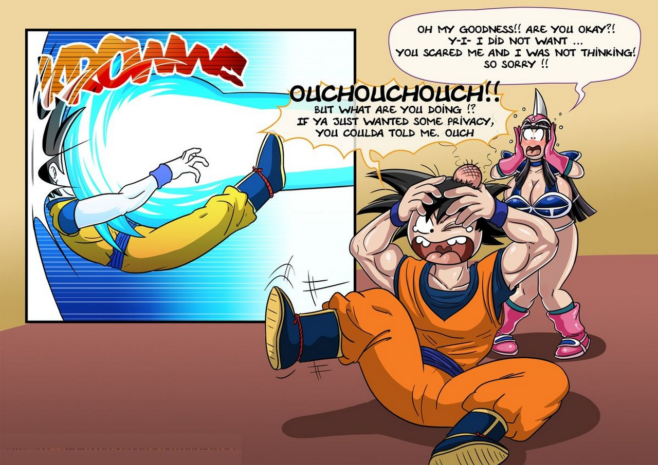 011 - Dragon Ball Z - General Cleaning.