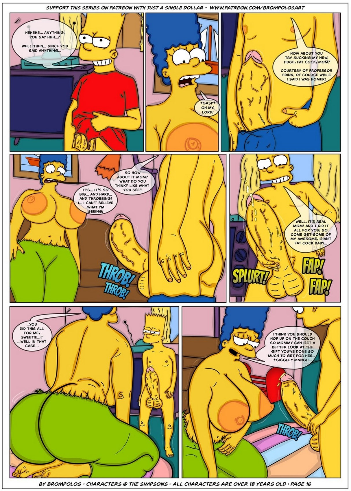 020 - The Simpsons are the sexenteins.
