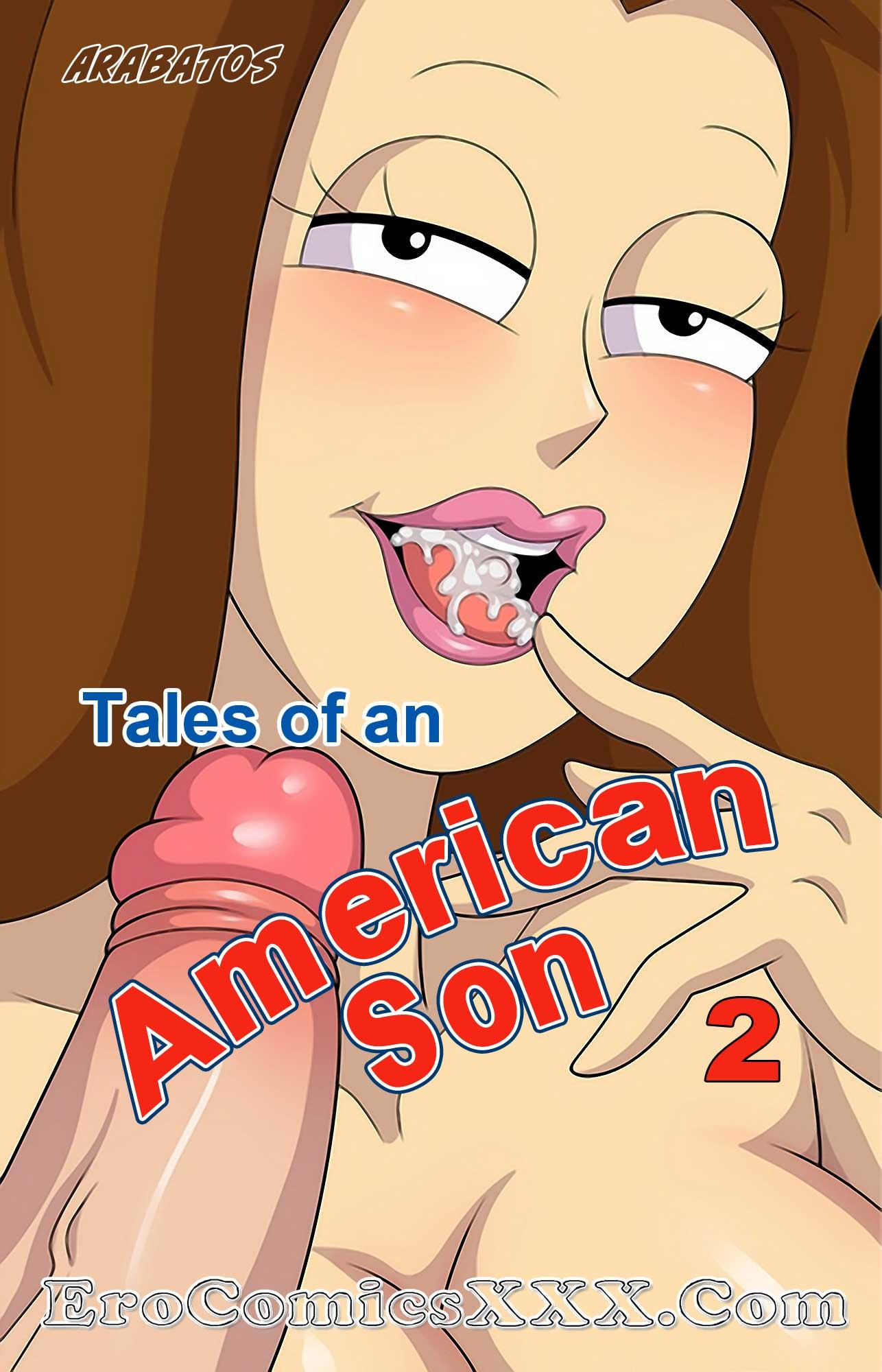 porn comics tales of an american son 2