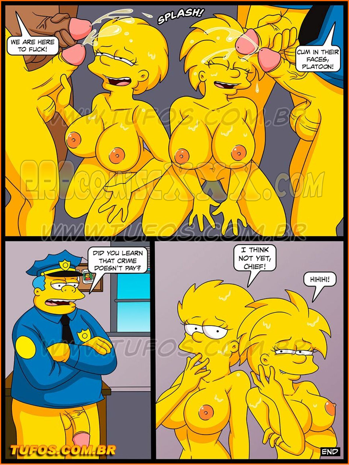 012 13 - The Simpsons 31 - Obscene Attack on Modesty - Tufos.
