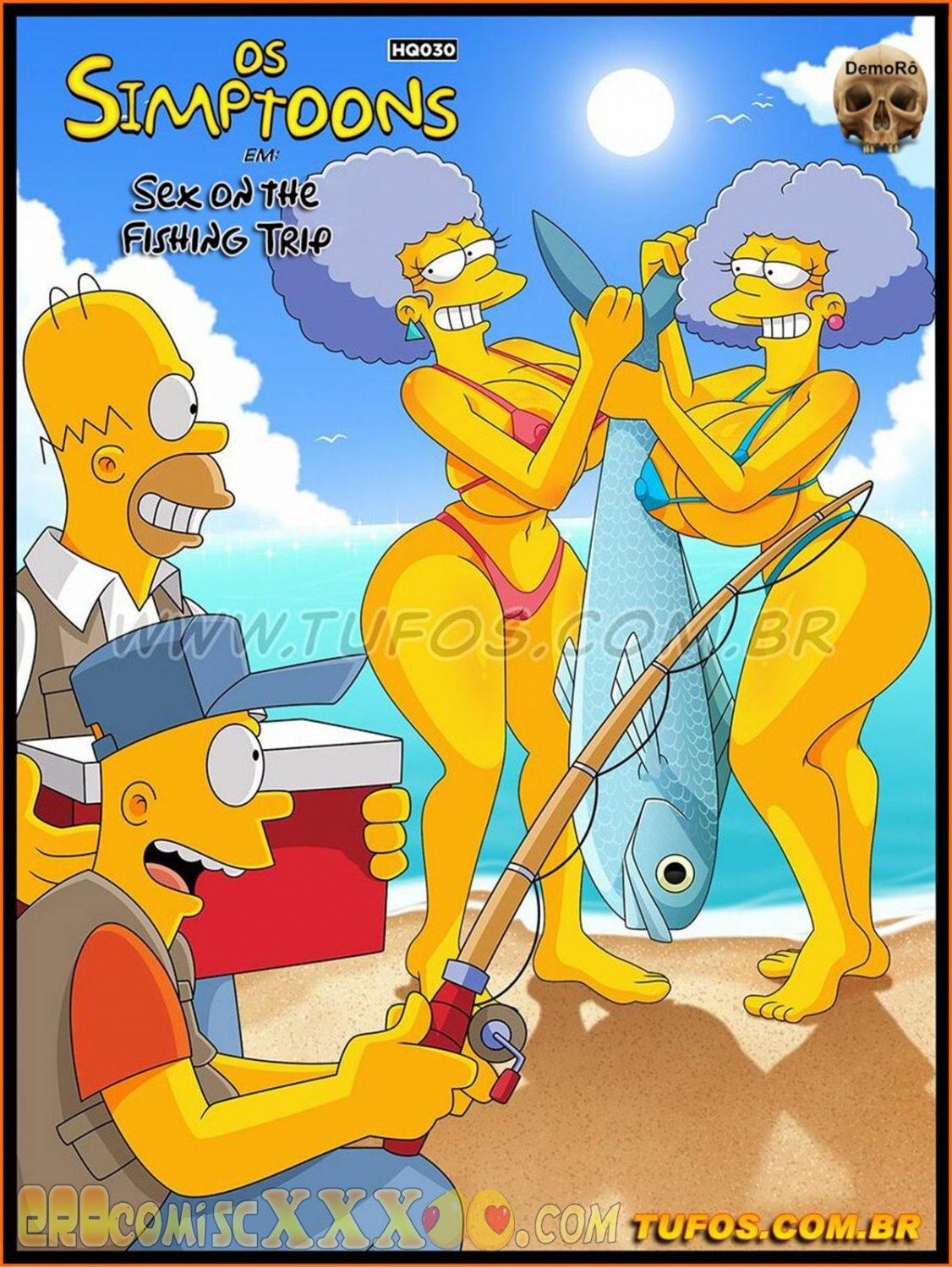 The Simpsons 30 Sex on the Fishing Trip 1 1126x1500 - The Simpsons 30- Sex On The Fishing Trip.