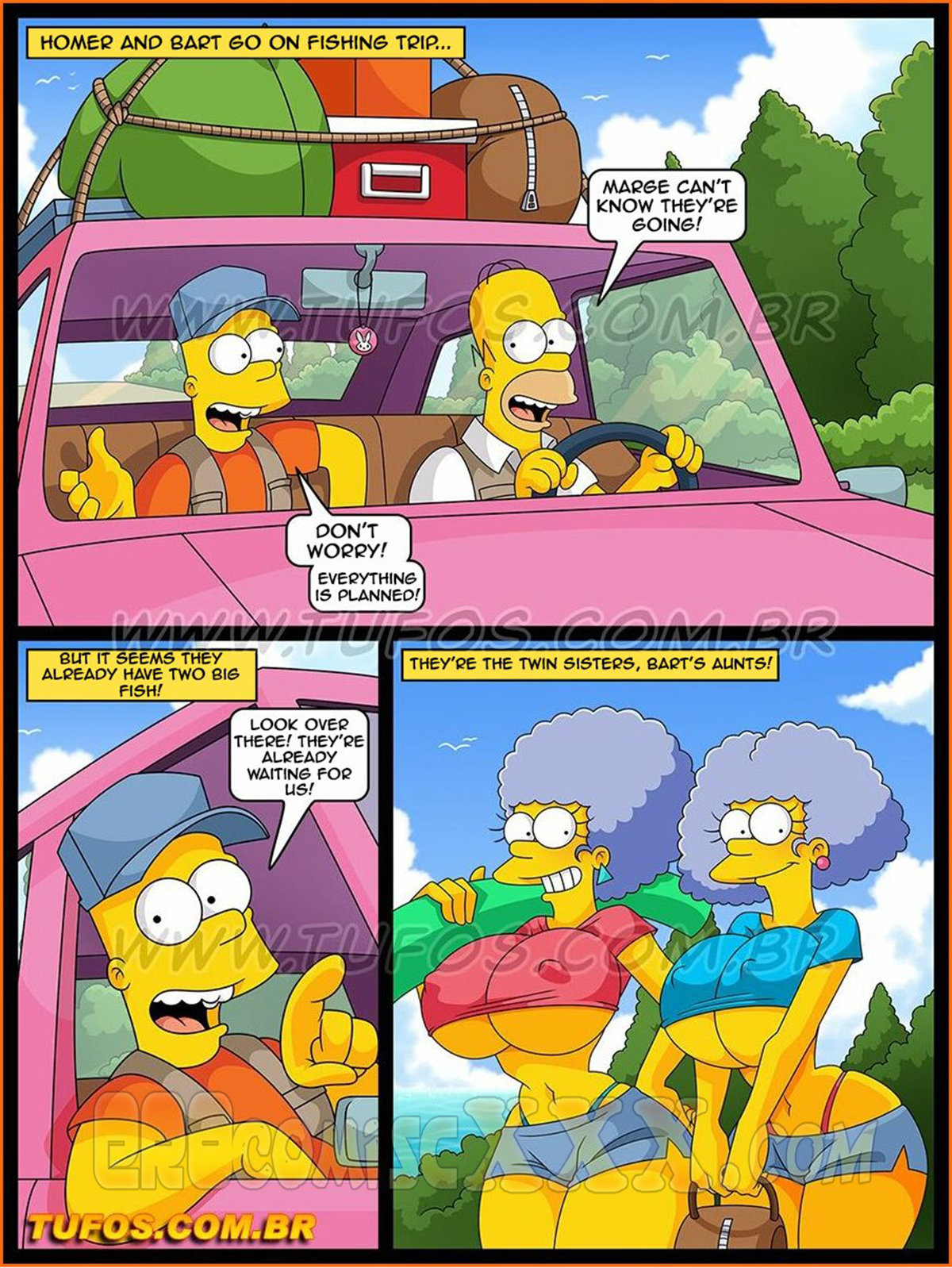 The Simpsons 30 Sex on the Fishing Trip 2 - The Simpsons 30- Sex On The Fishing Trip.