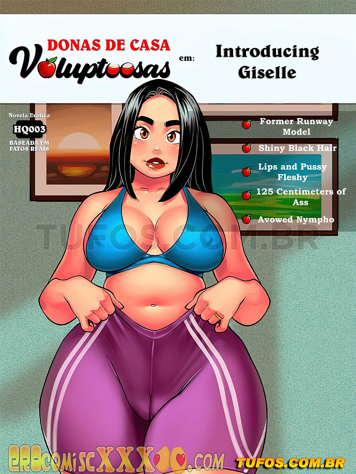 001 29 - Voluptuous Housewives 3 - Introducing Giselle.