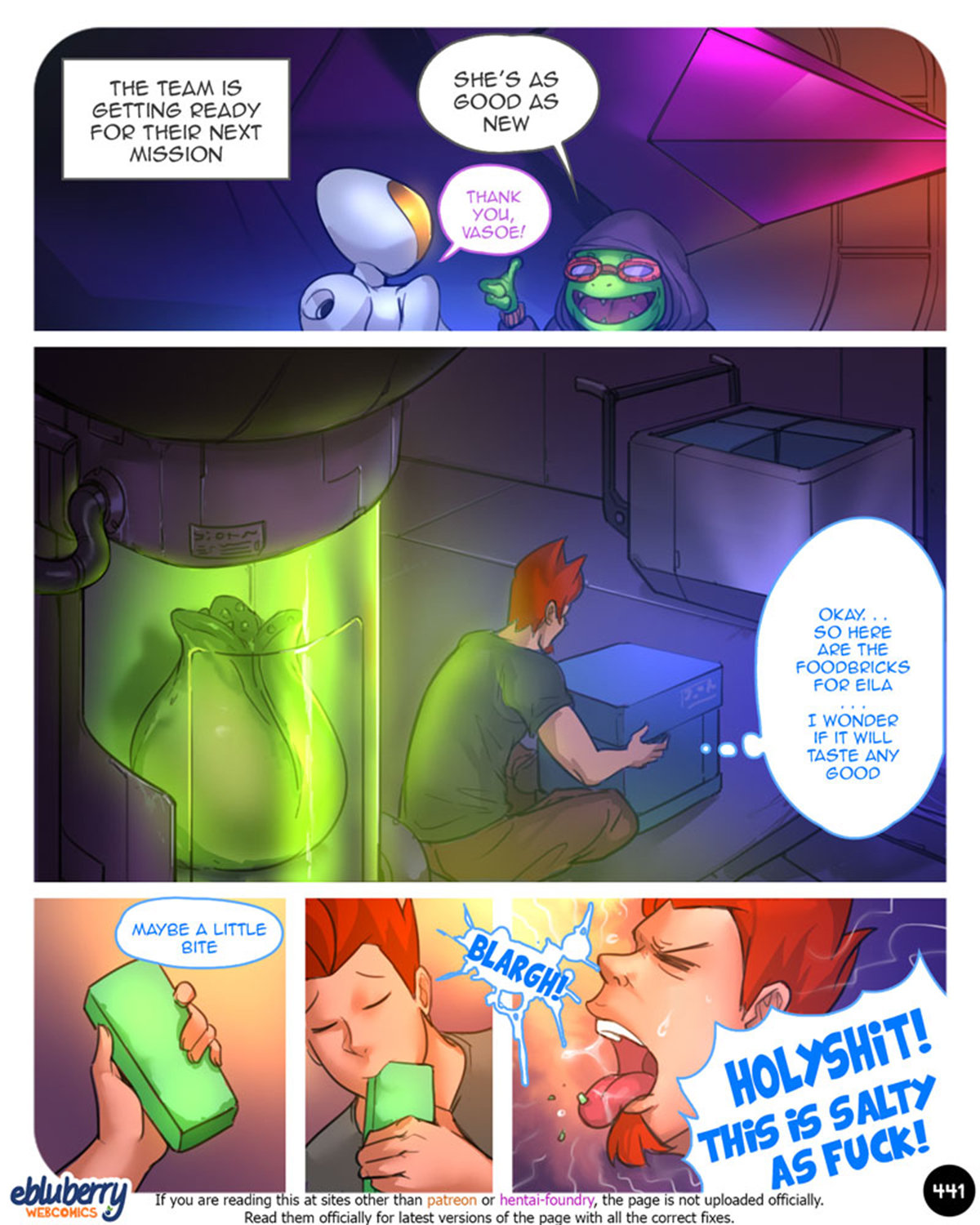002 7 - S.EXpedition - [Ebluberry]. Part 22.