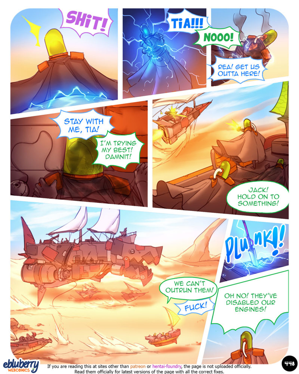 009 4 - S.EXpedition - [Ebluberry]. Part 22.