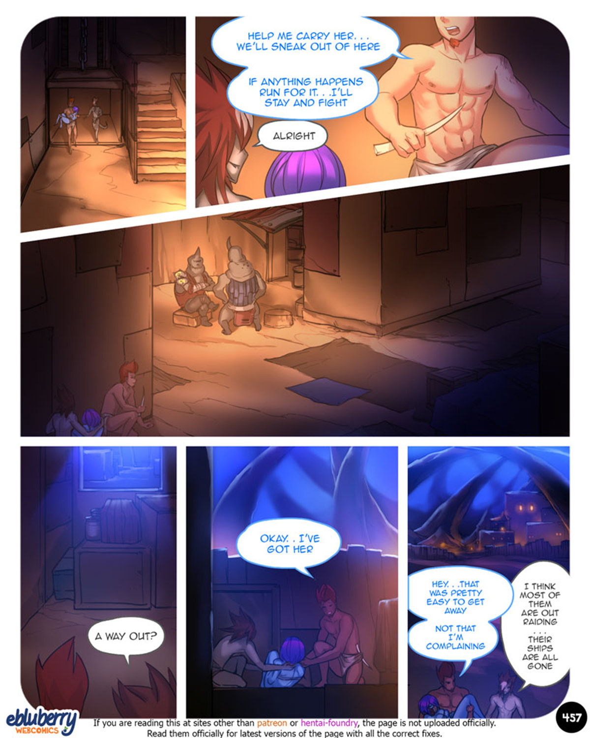 018 2 - S.EXpedition - [Ebluberry]. Part 22.