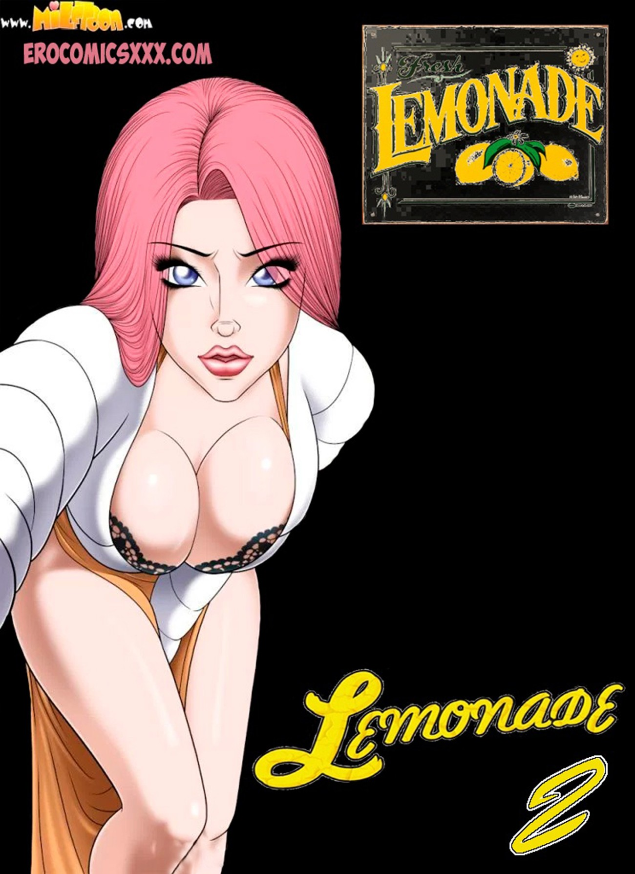 milftoon comics lemonade
