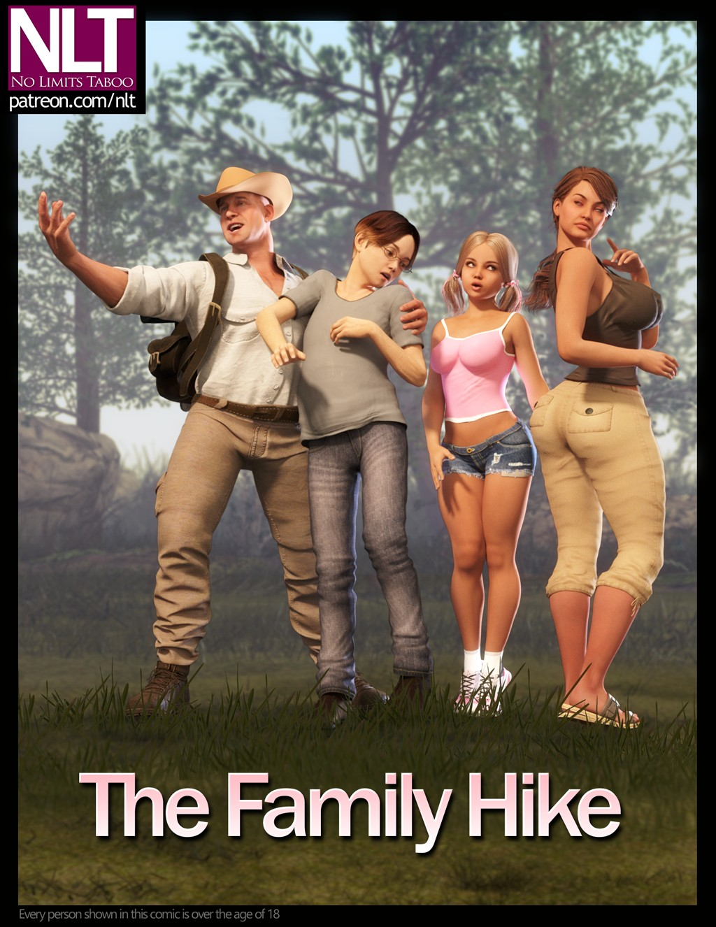 1 - The Family hike.