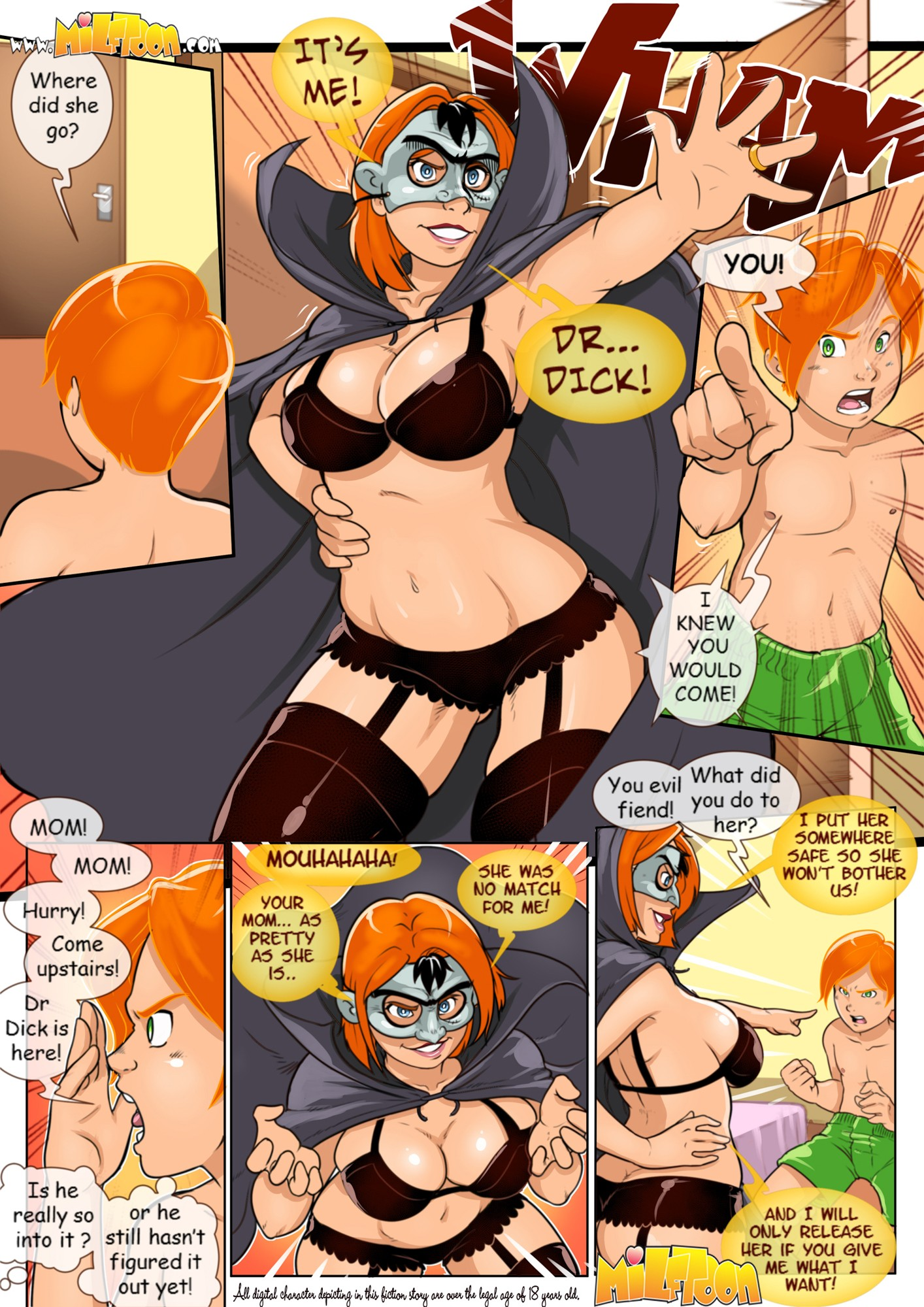 7 43 - Milf Possible. Part 1.