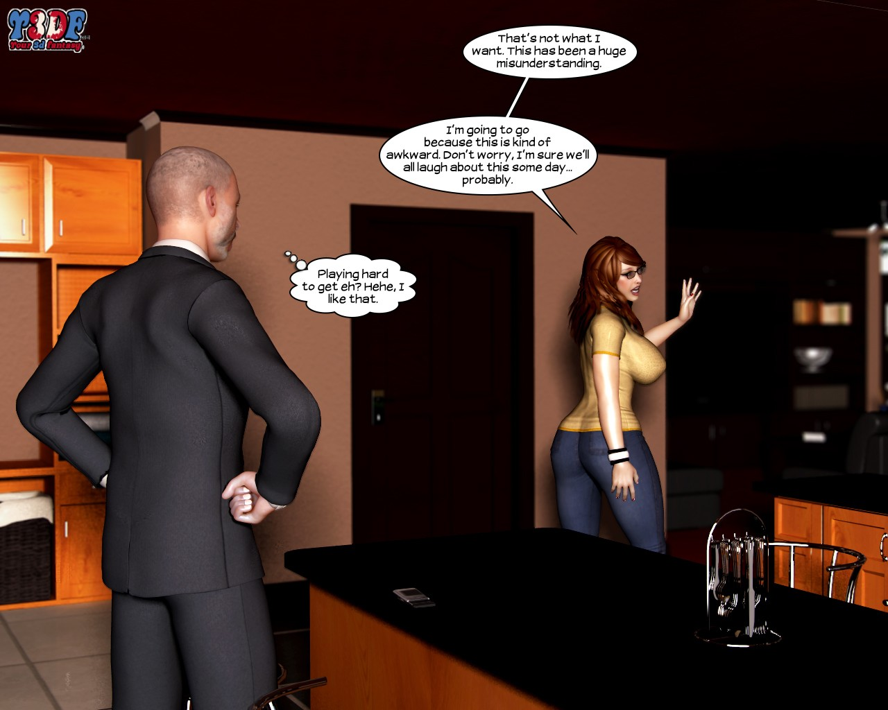 76 4 - Busted & Caught. Part 1.