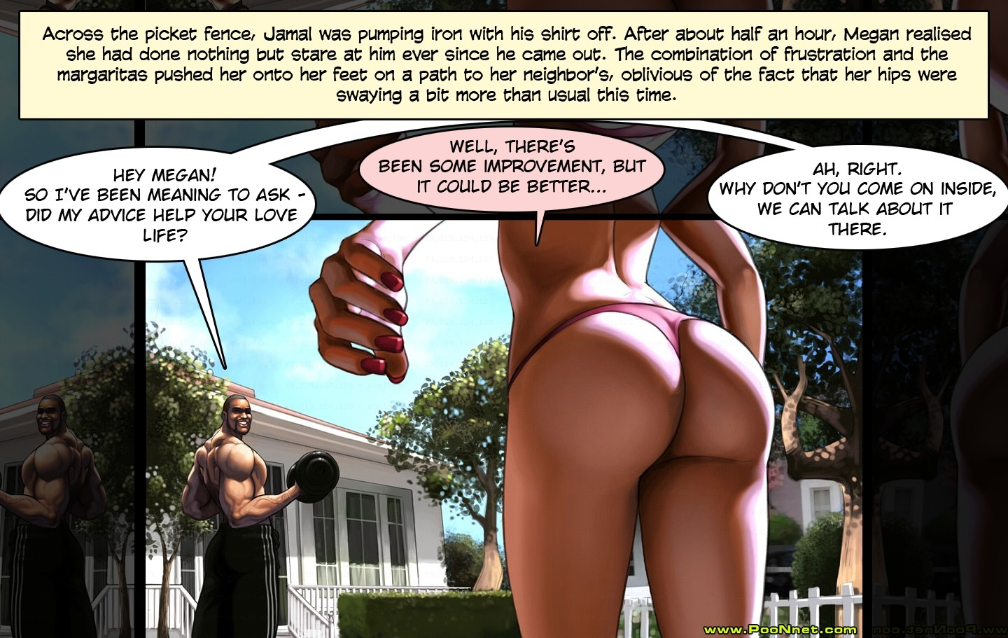 3 23 - Lessons From The Neighbor. Part 2.