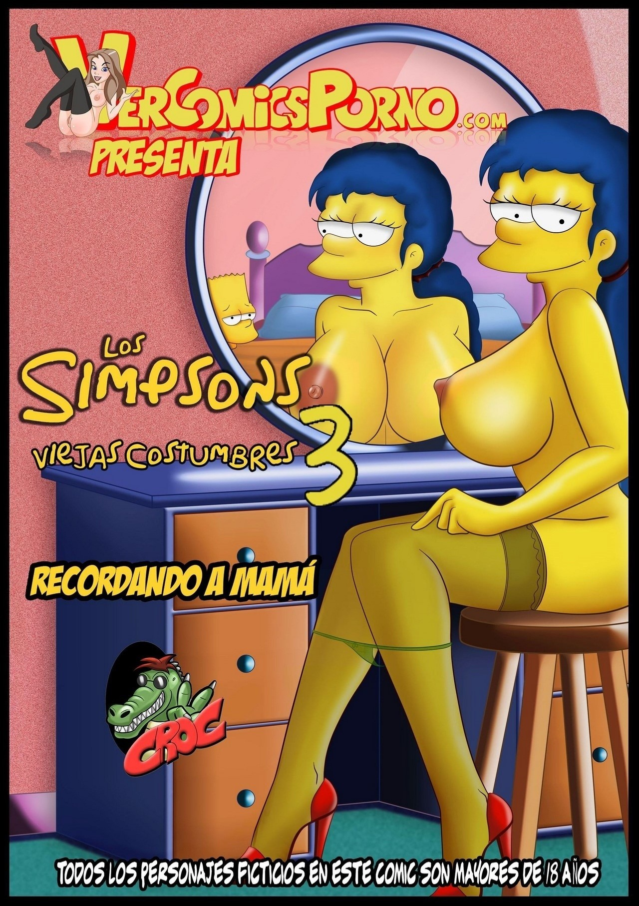1 39 - The Simpsons. Part 3.