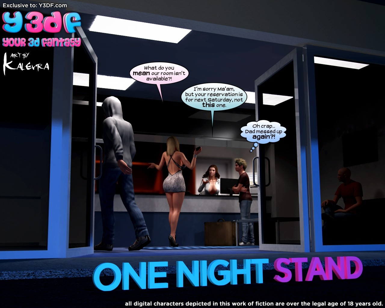 1 4 - One Night Stand.