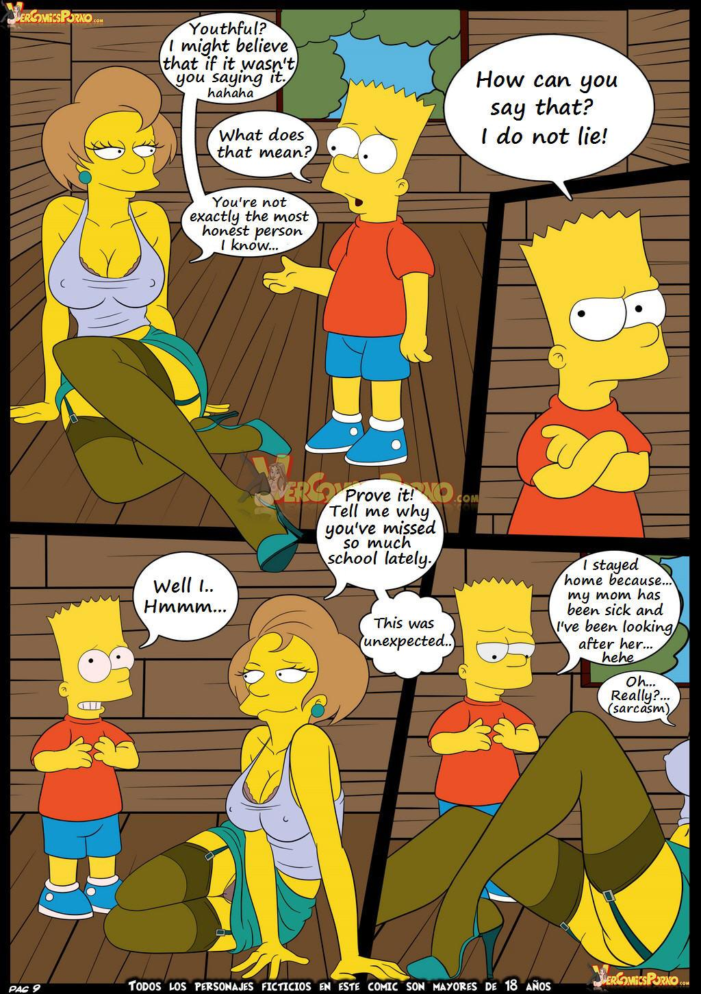 10 43 - The Simpsons. Part 5.