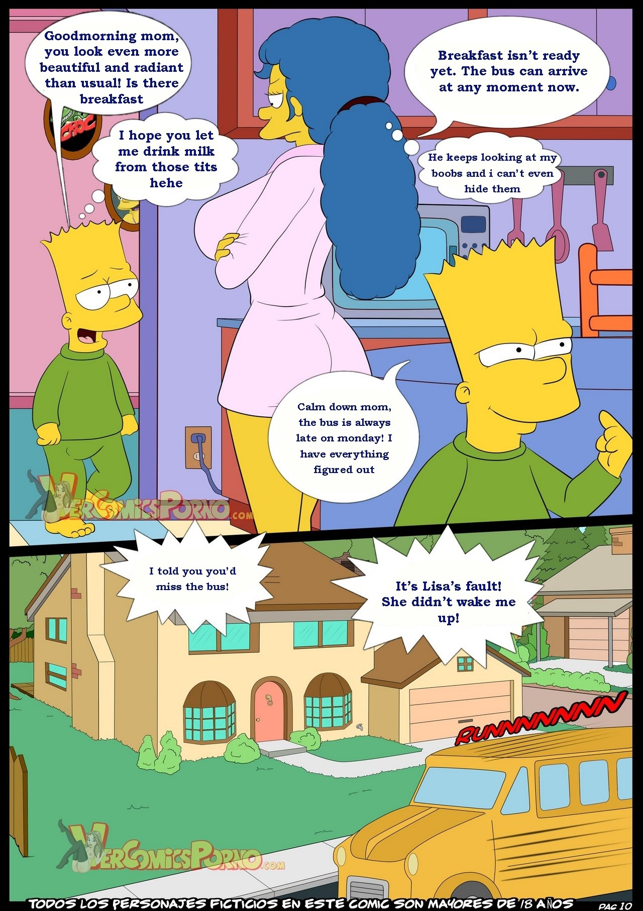 11 35 - The Simpsons. Part 3.