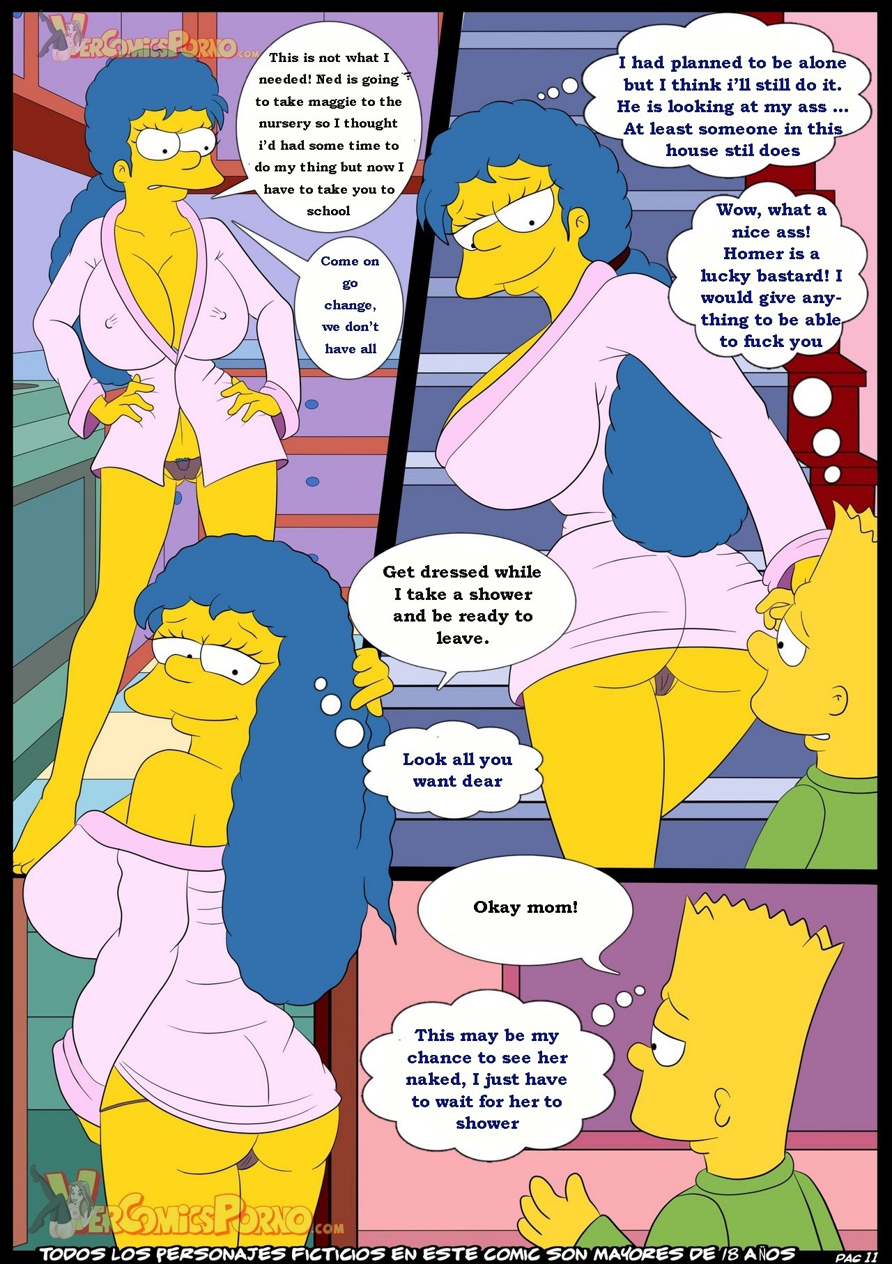 12 31 - The Simpsons. Part 3.