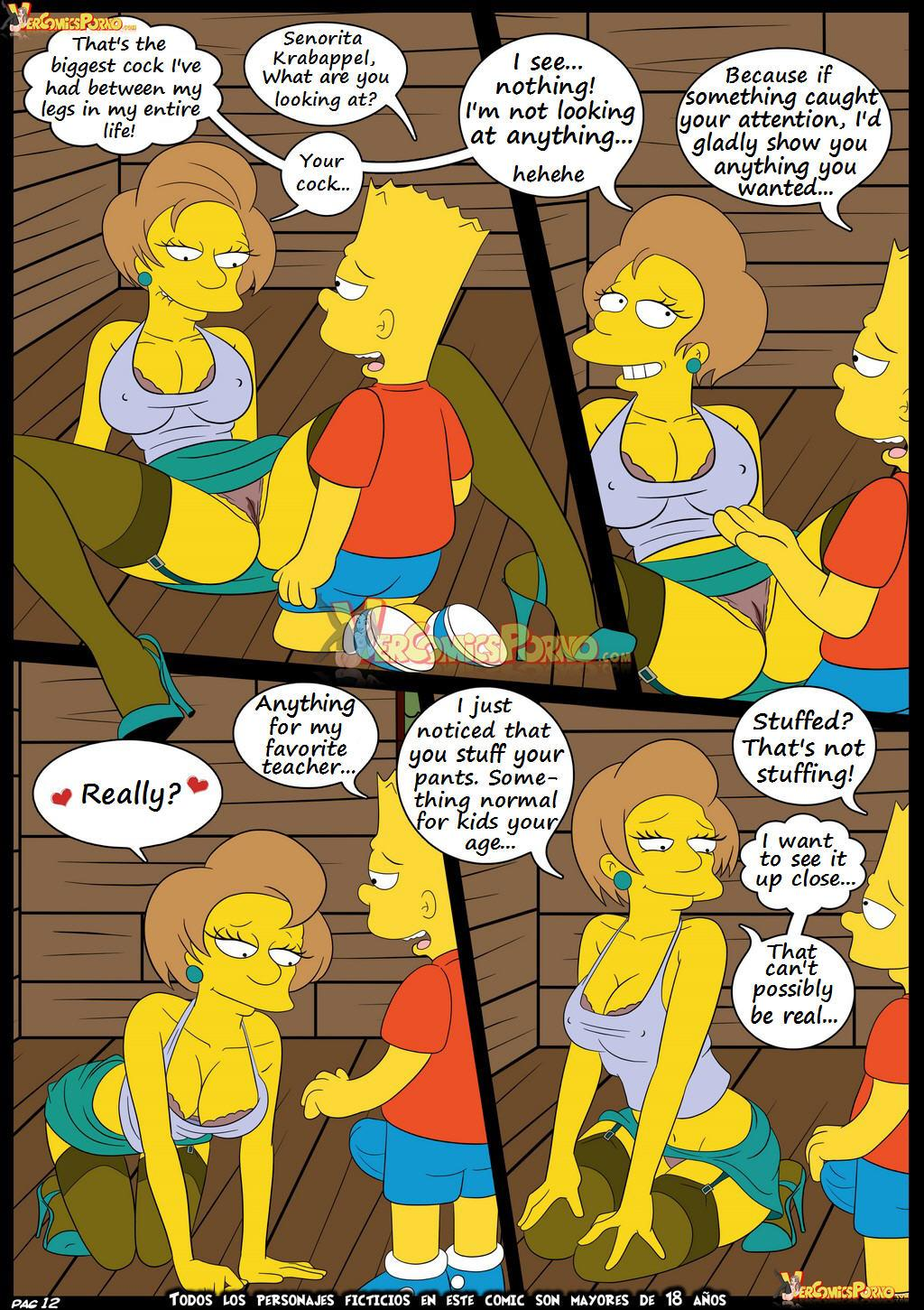 13 37 - The Simpsons. Part 5.
