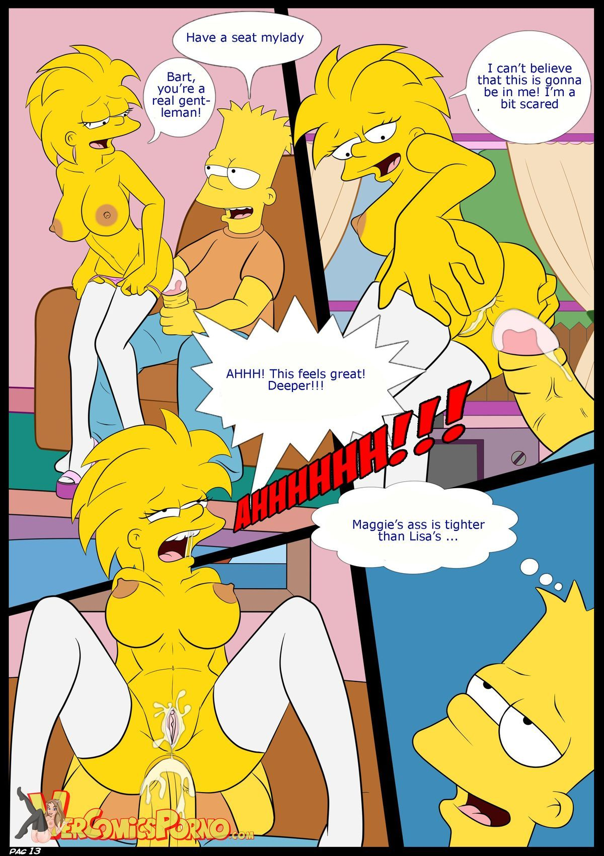 14 30 - The Simpsons. Part 2.