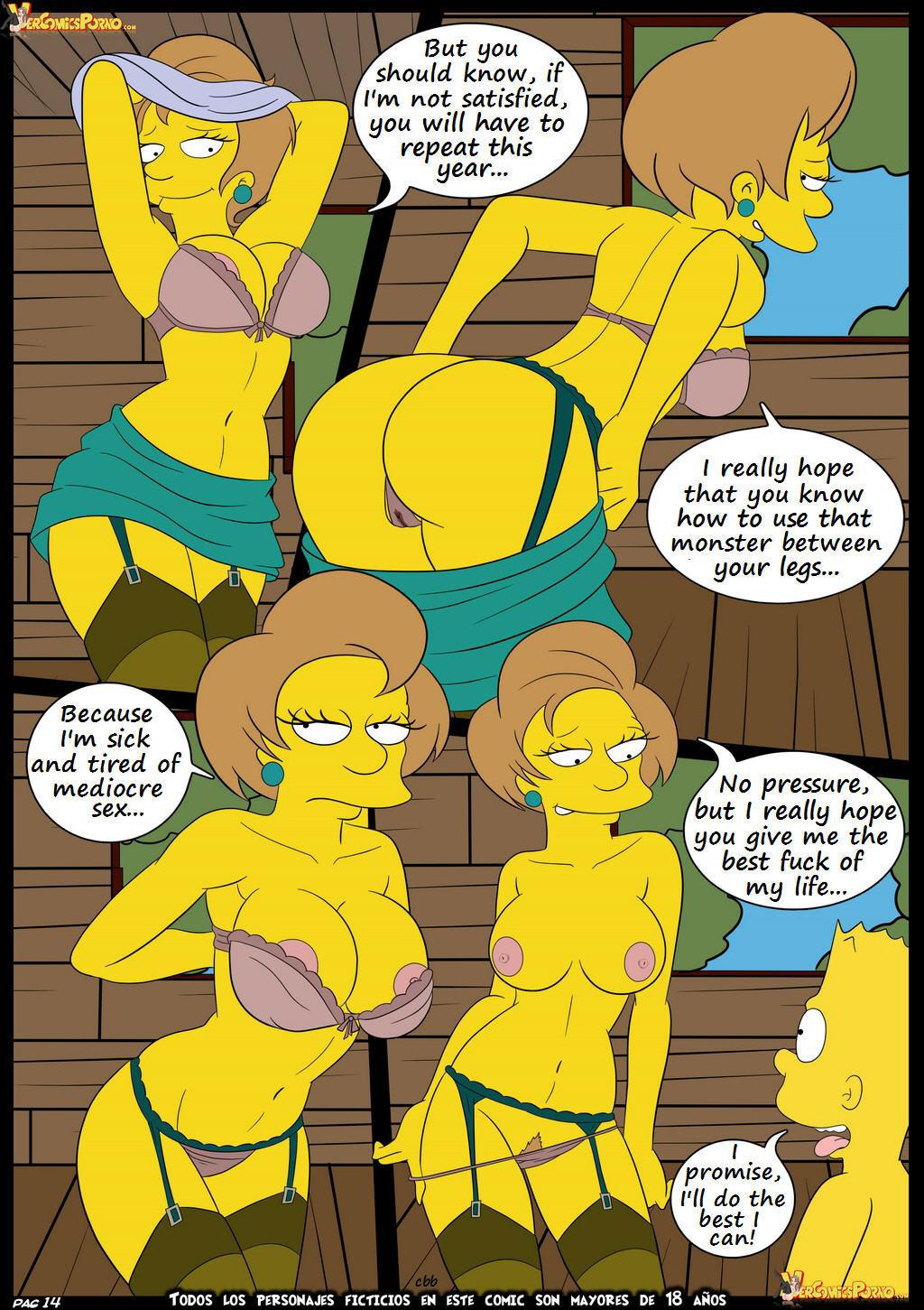 15 34 - The Simpsons. Part 5.