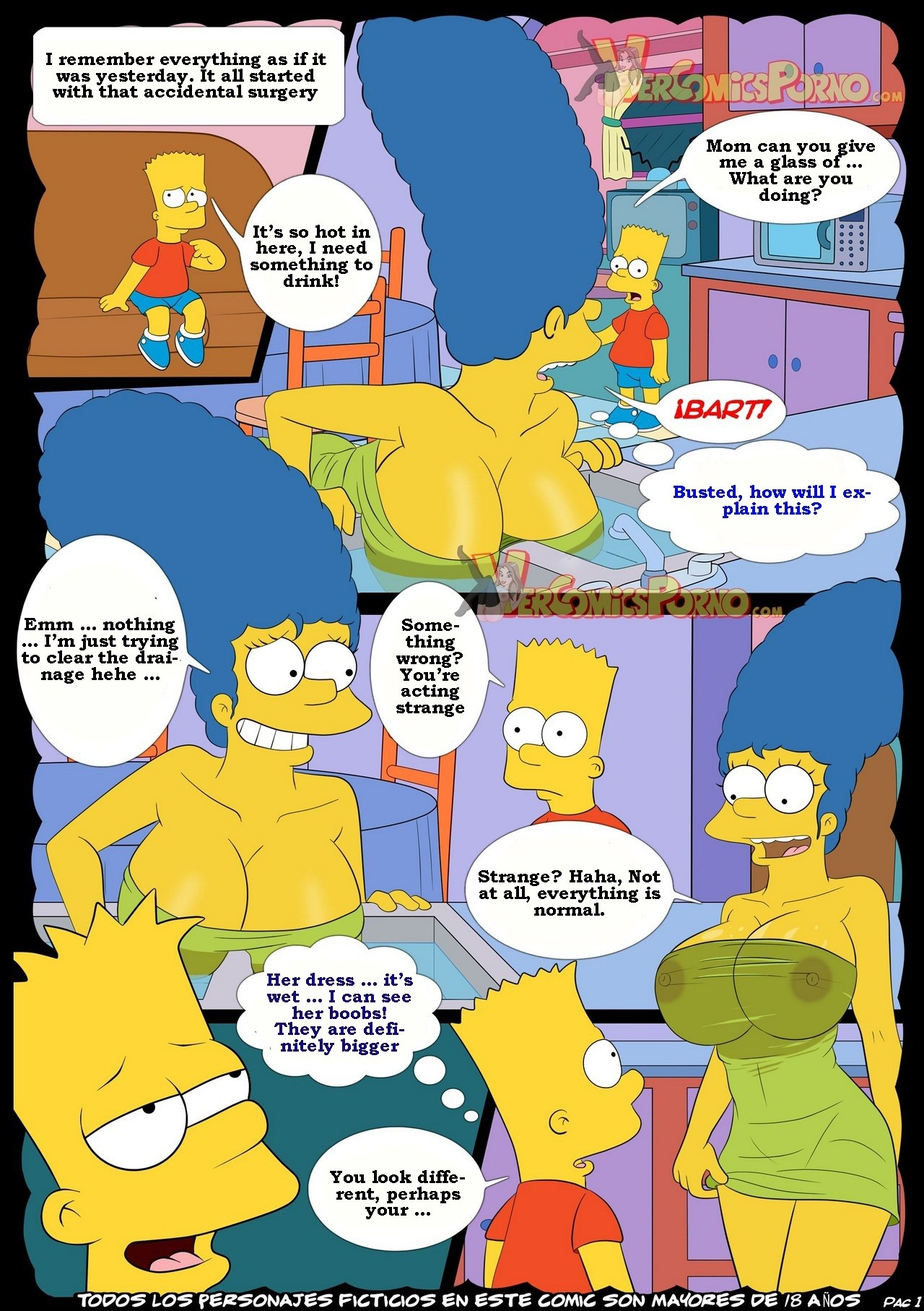 2 38 - The Simpsons. Part 3.