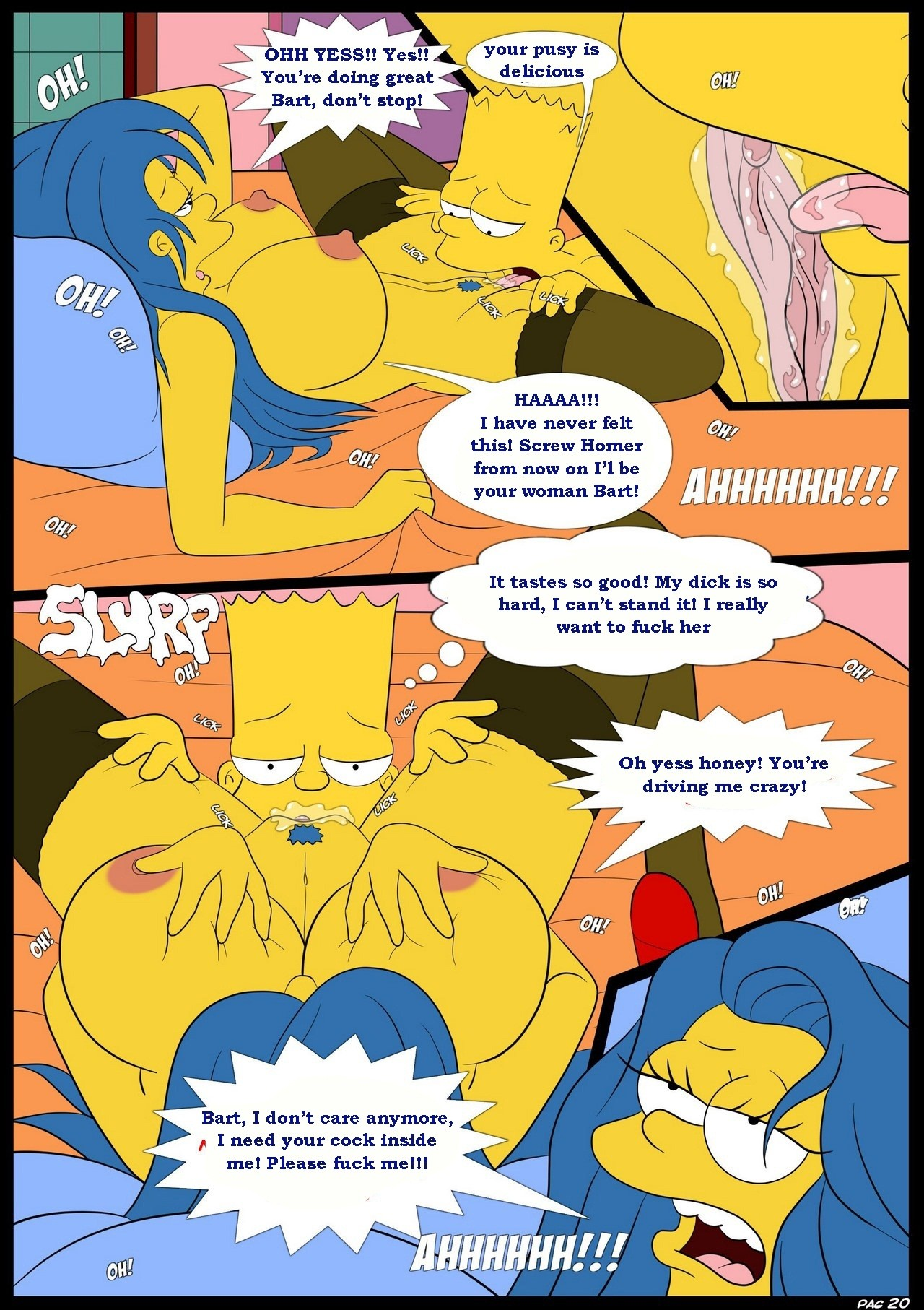21 20 - The Simpsons. Part 3.