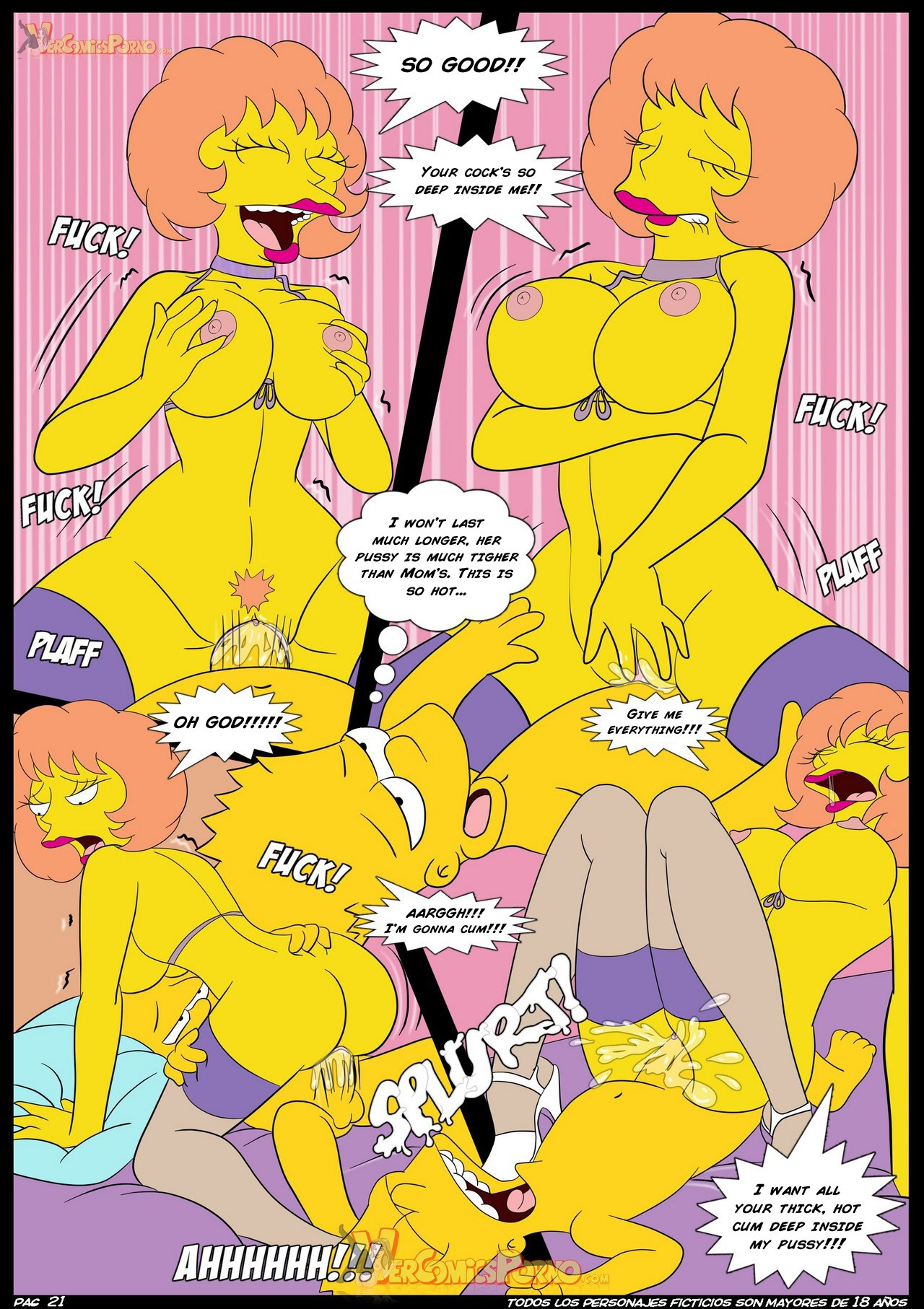 22 20 - The Simpsons. Part 4.