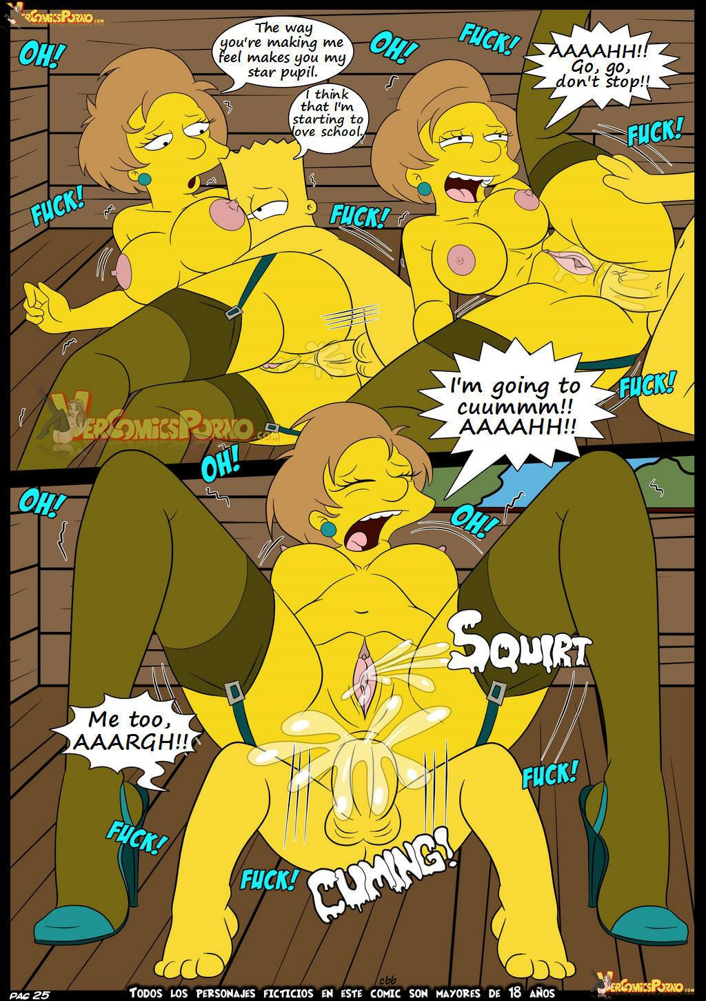 26 13 - The Simpsons. Part 5.