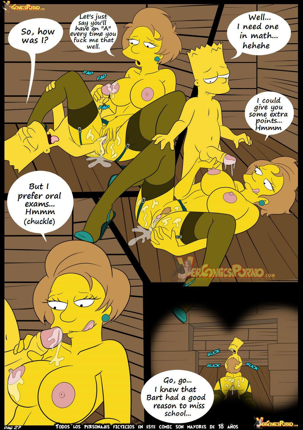 28 10 - The Simpsons. Part 5.