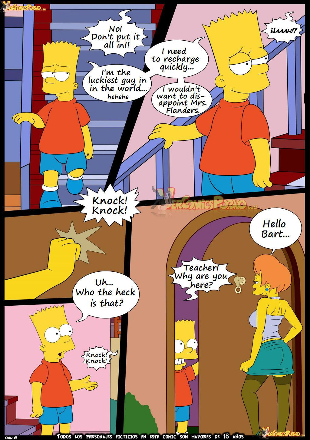 7 44 - The Simpsons. Part 5.