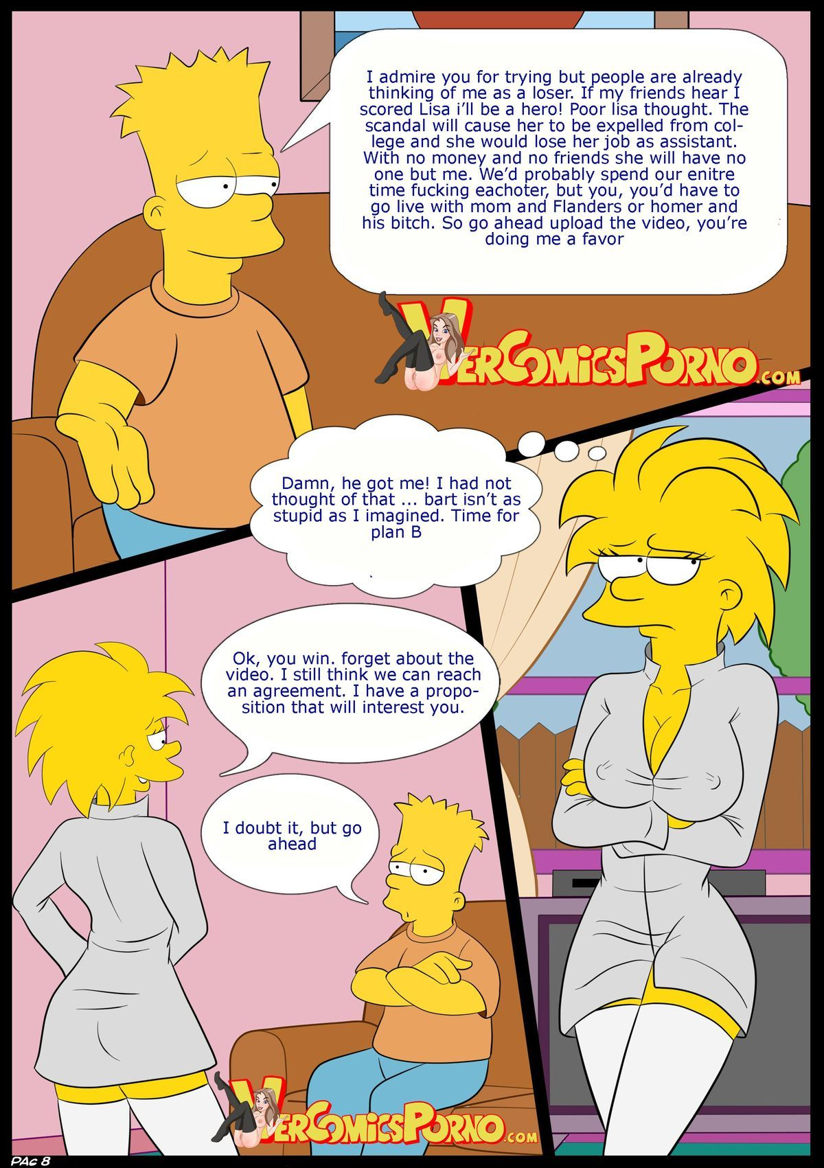 9 35 - The Simpsons. Part 2.