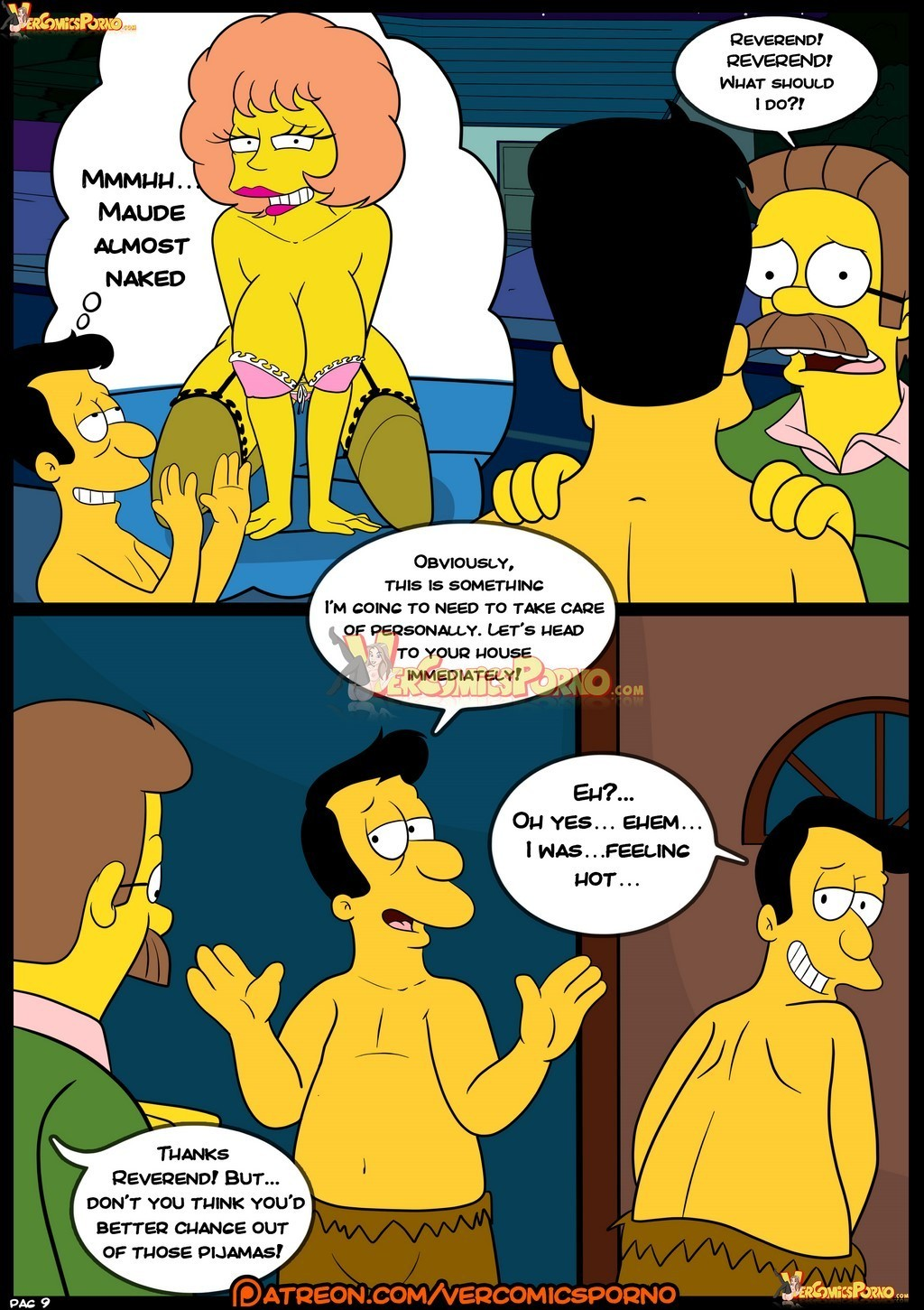 10 18 - The Simpsons. Part 8.