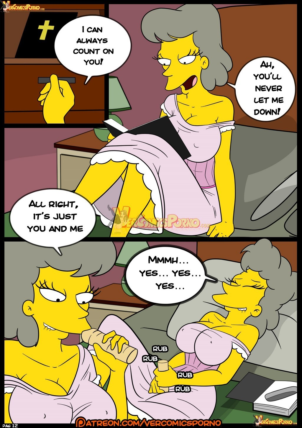 13 15 - The Simpsons. Part 8.