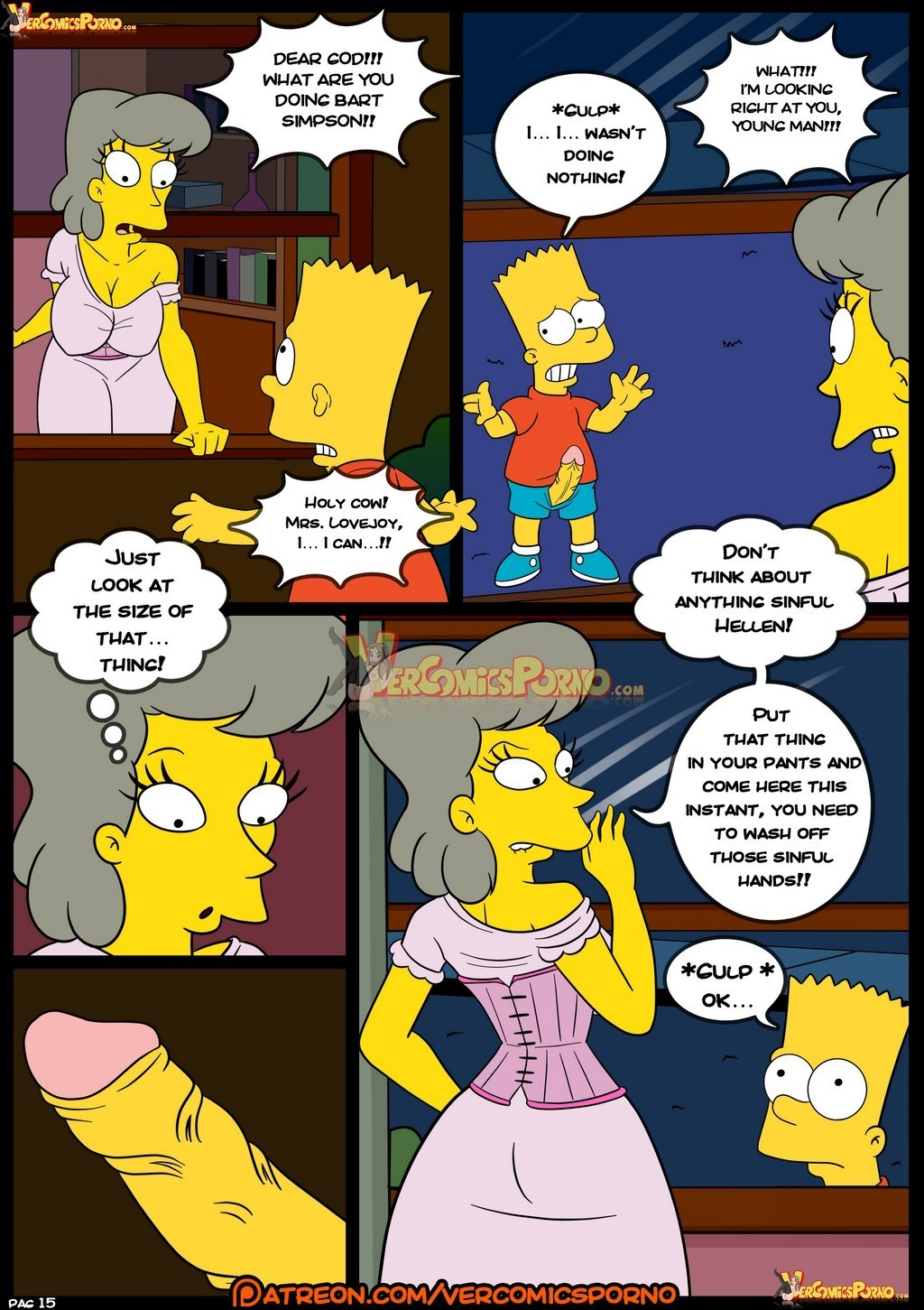 16 11 - The Simpsons. Part 8.