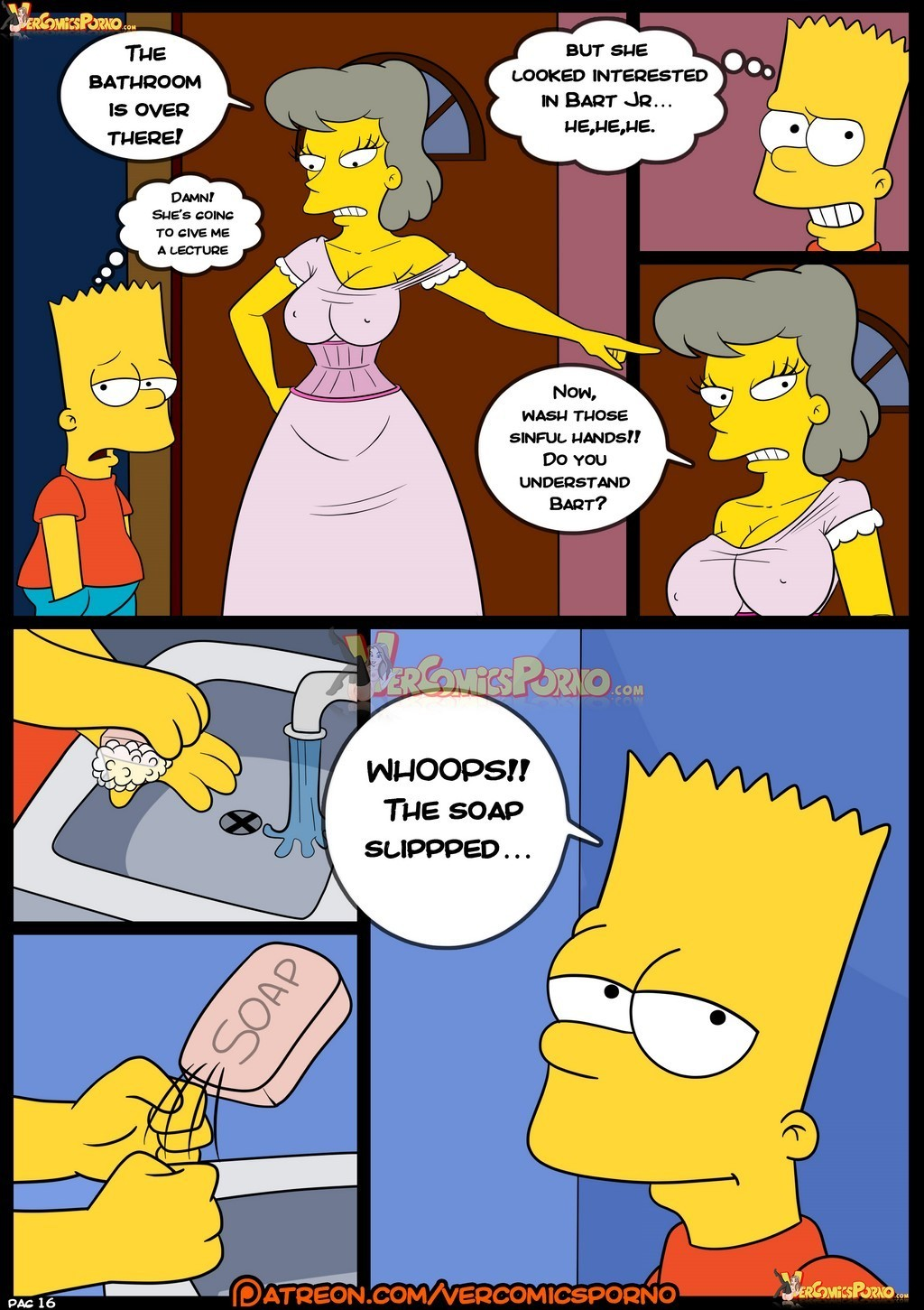 17 9 - The Simpsons. Part 8.