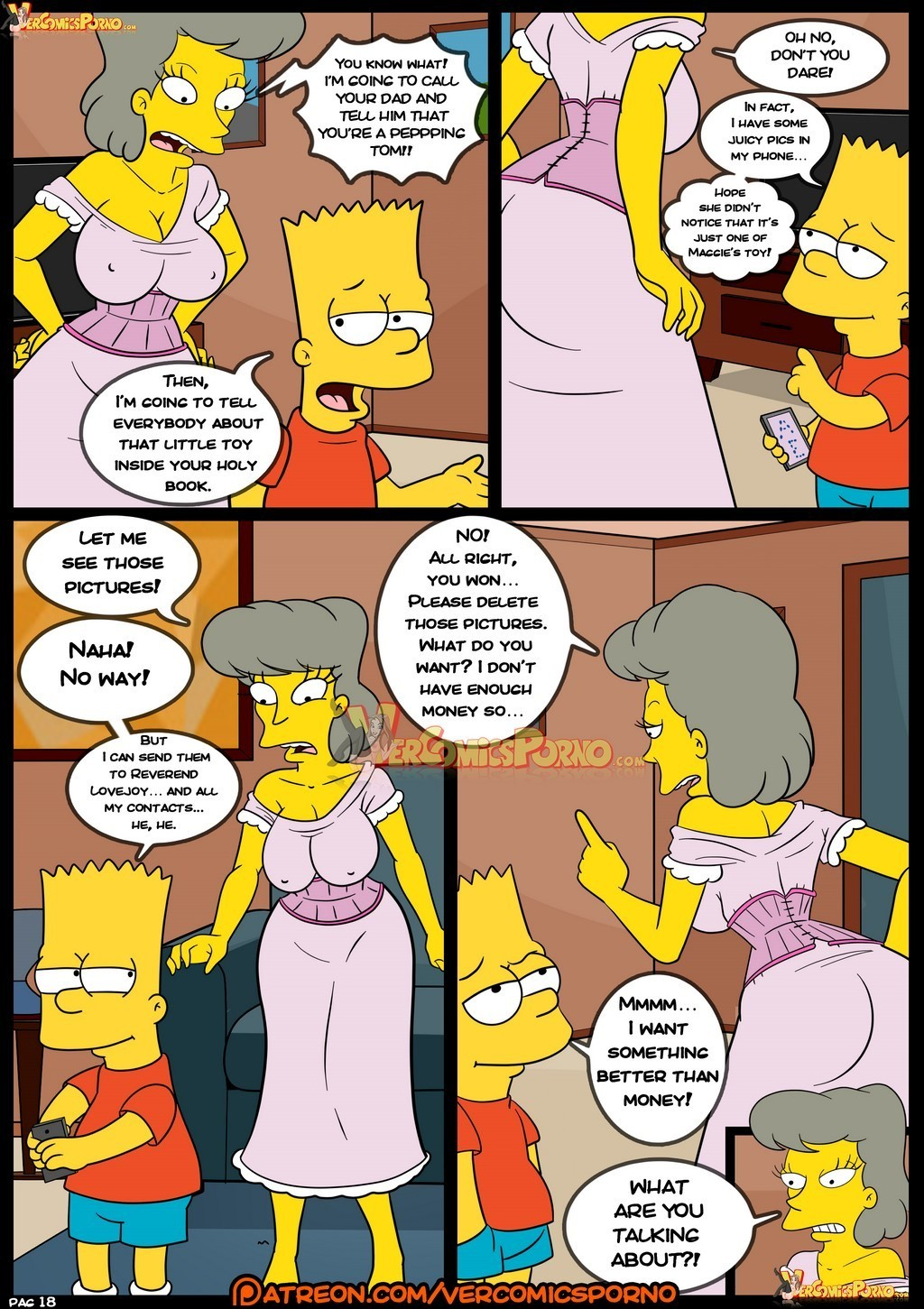 19 3 - The Simpsons. Part 8.