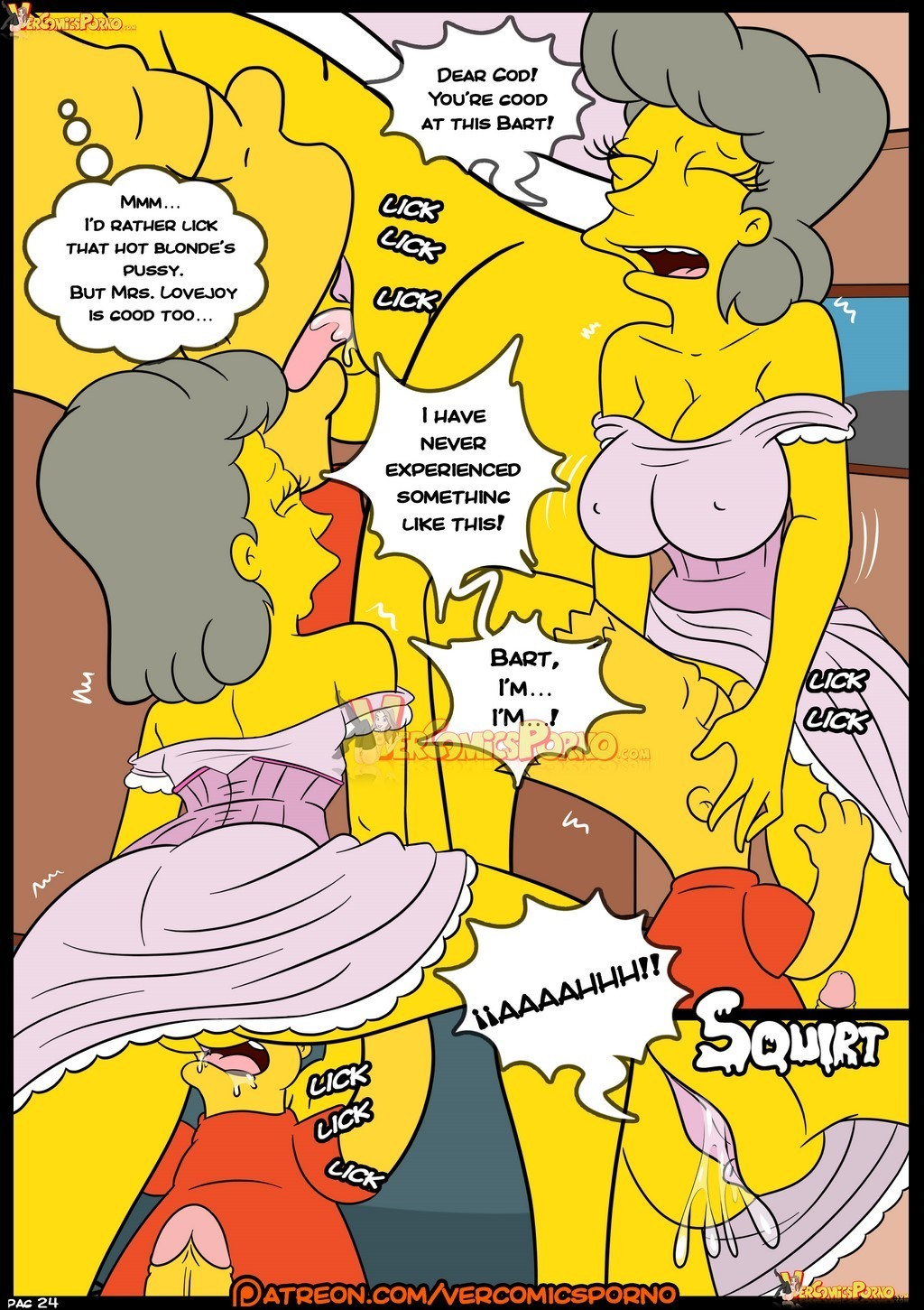 25 - The Simpsons. Part 8.