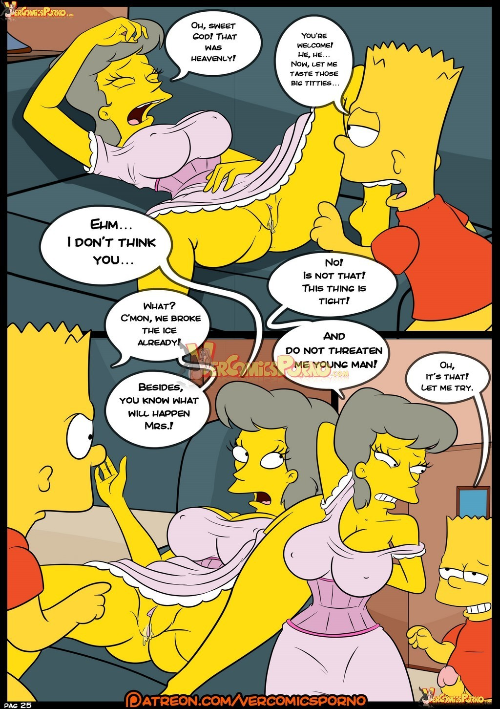 26 - The Simpsons. Part 8.