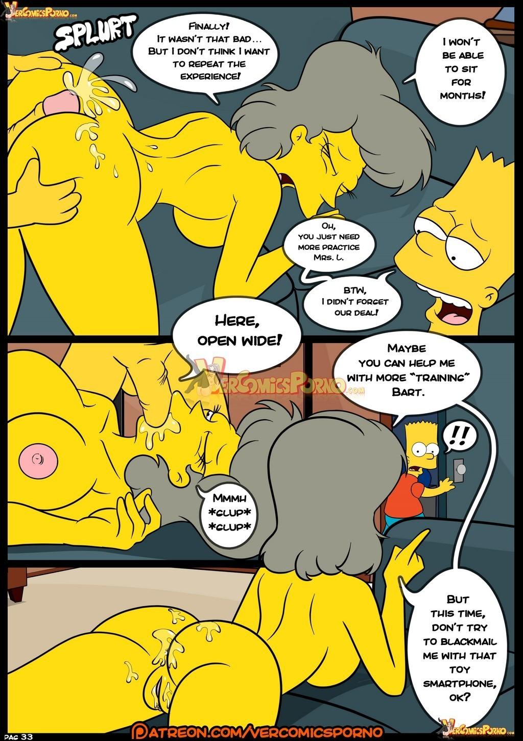34 - The Simpsons. Part 8.