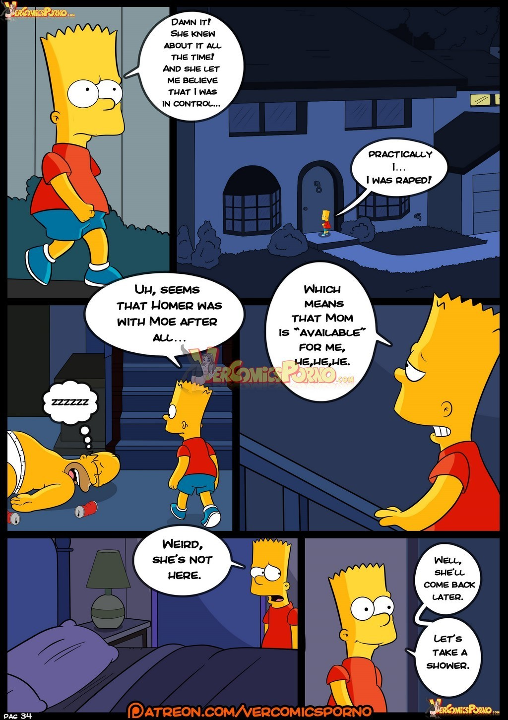 35 - The Simpsons. Part 8.