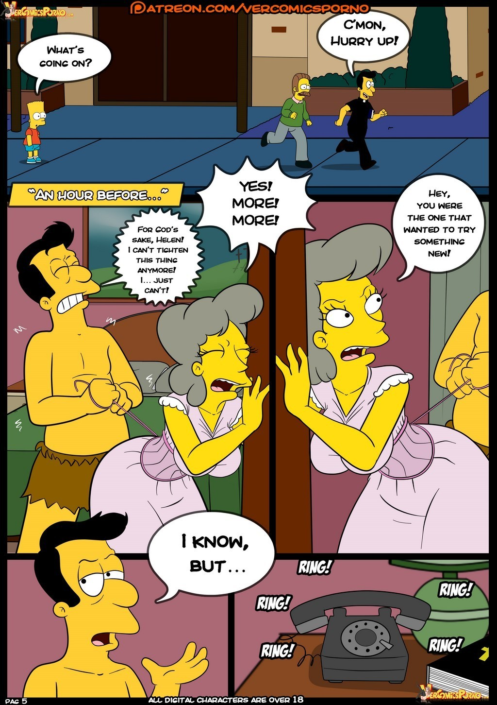 6 18 - The Simpsons. Part 8.