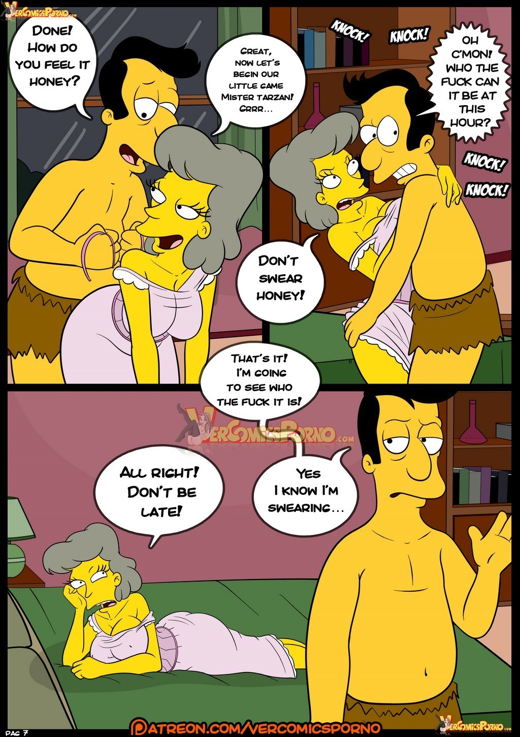 8 18 - The Simpsons. Part 8.