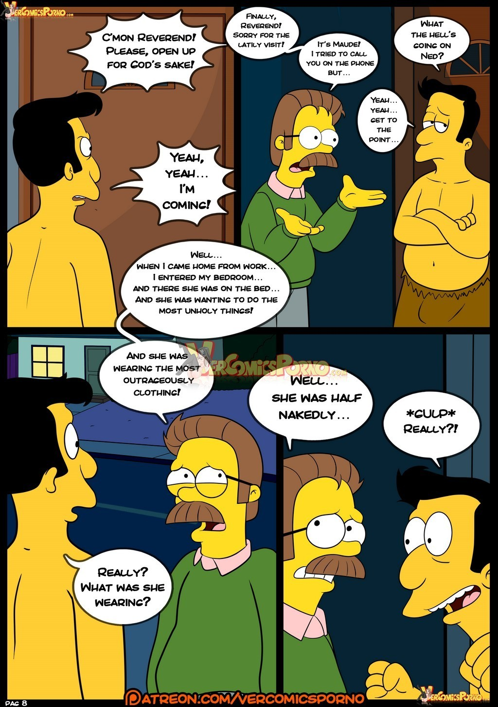 9 18 - The Simpsons. Part 8.