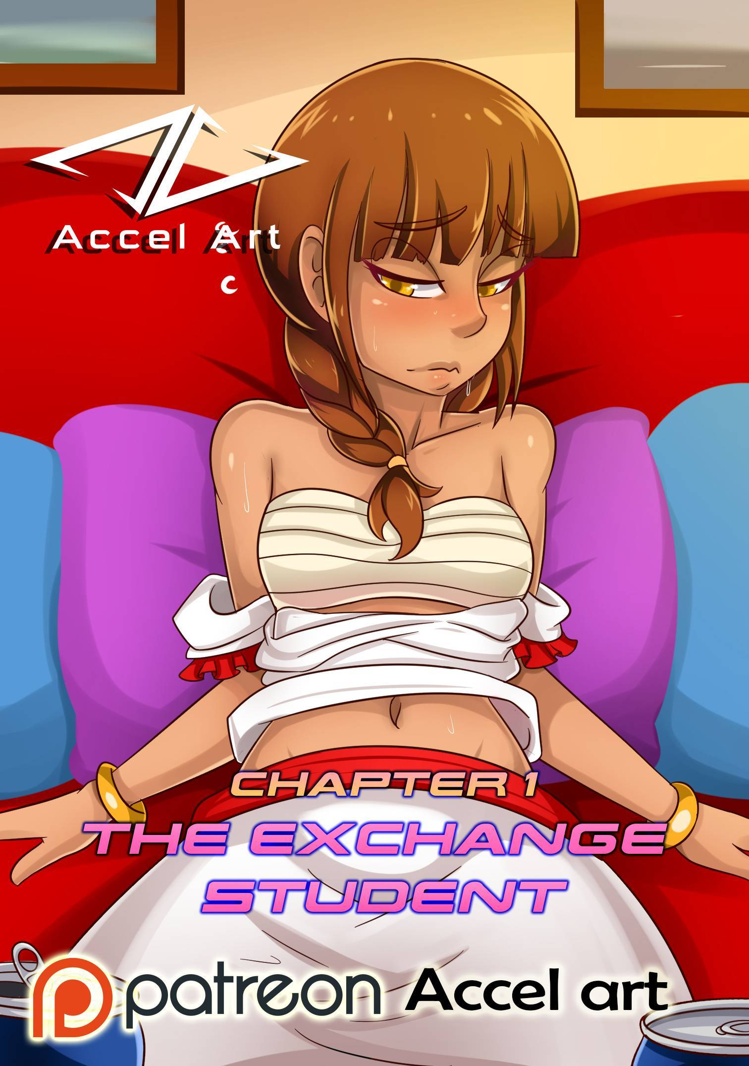2 - Axi stories. Chapter. Part 1: The exchange student.